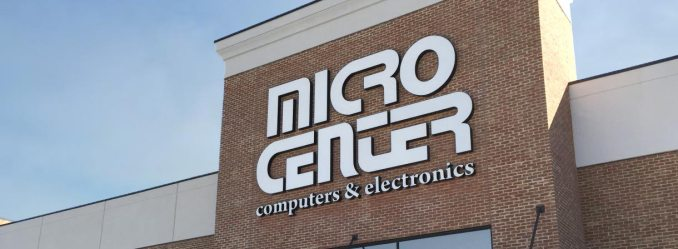 Micro center price match
