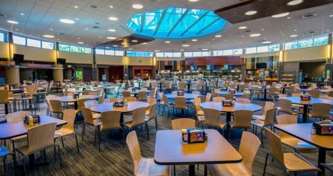 Top 10 College Dining Halls. Duke university