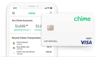 Chime Spending Account