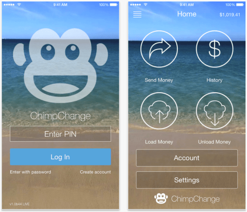 Funding Your ChimpChange Account & Checking Your Balance