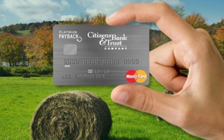 Citizens Bank Platinum as International Travel card