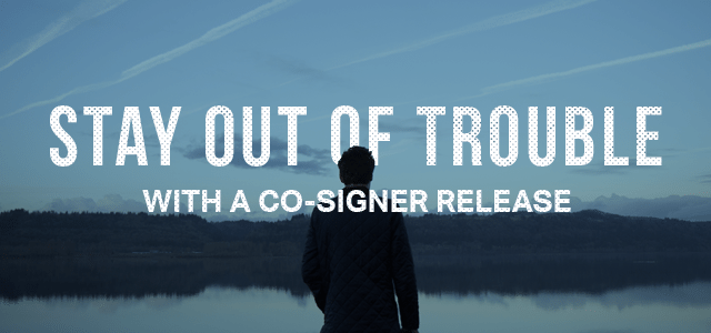 Getting a Cosigner Release