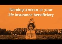 namijng life insurance as minor