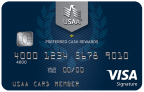 USAA Secured Platinum Visa