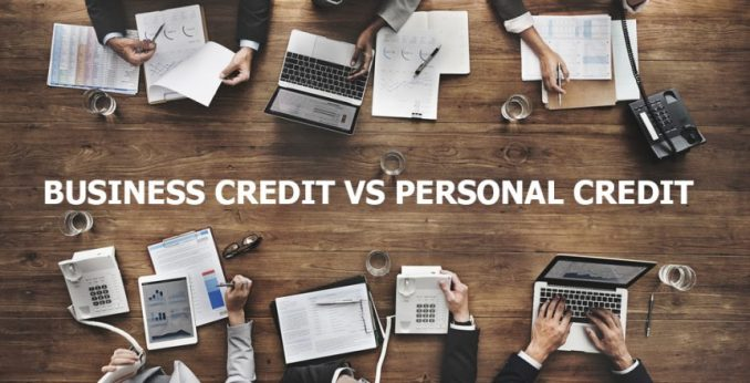Business Credit vs Personal Credit - A Comparative Look