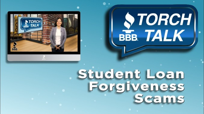 Student Loan Forgiveness Scams to Avoid in the U.S