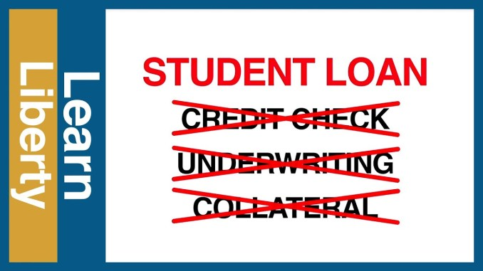 Student Loan Underwriting - Important Information for You
