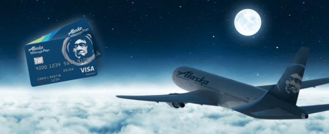 Alaska Airlines Visa Signature Credit Card Benefits and Downside