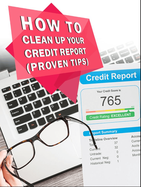 Clean Up Credit Report