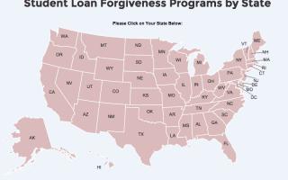California Student Loan Forgiveness Programs Available