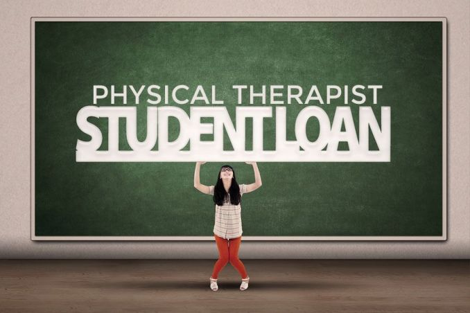 Average Physical Therapy Student Loan Debt and Available Options
