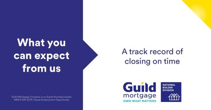 Guild mortgage Conclusion
