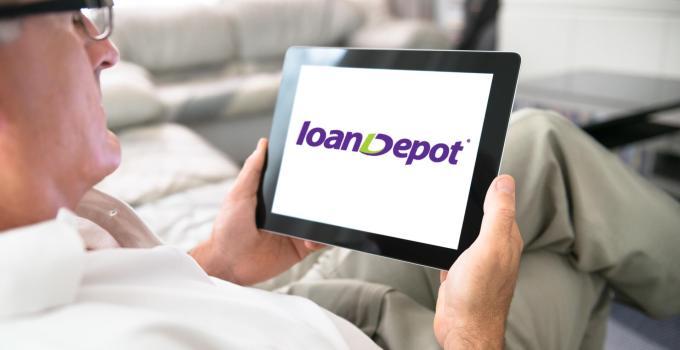 LoanDepot Mortgage Application 2020