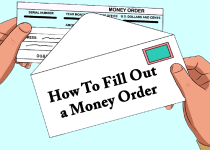 Filling Out A Money Order