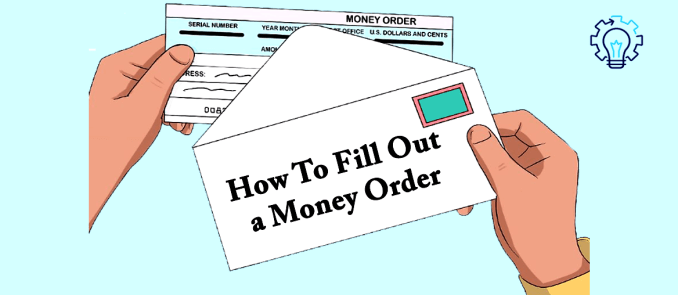 Filling Out A Money Order: