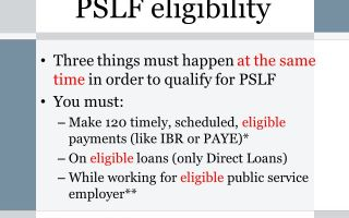 Judge Ruling Is a Mixed Bag for Who Qualifies for PSLF