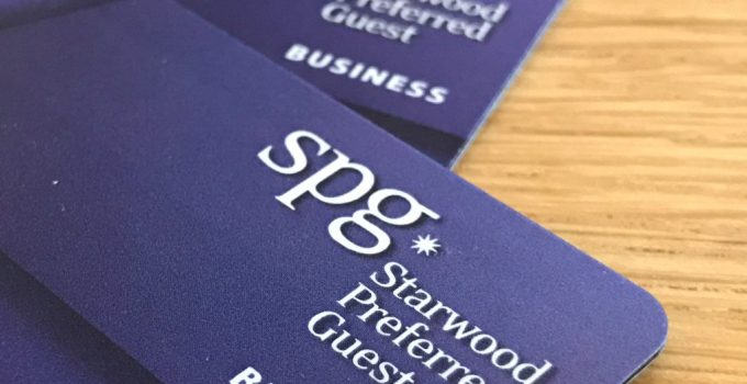 Starwood Preferred Guest Credit Card