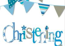 Thank You Messages for Christening