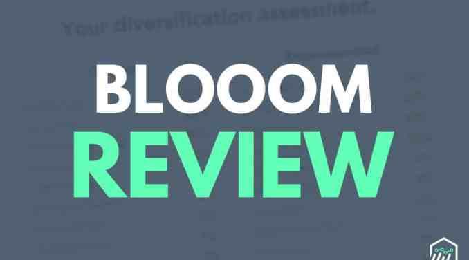 Blooom Robo-Advisor