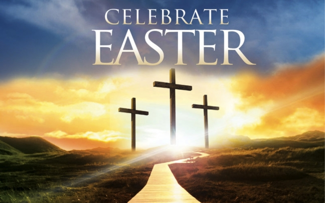 Because of Easter, slavery in all its forms was abolished. Let nothing ever enslave you again for Christ paid a high price to buy your freedom. Happy Easter.