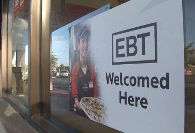 Fast Food Restaurants that accept EBT Food Stamps 1