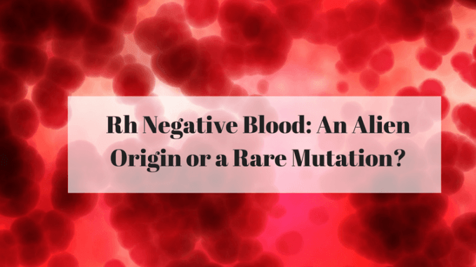 45 Distinctive Characteristics that  People with Rh-Negative Blood Type Have