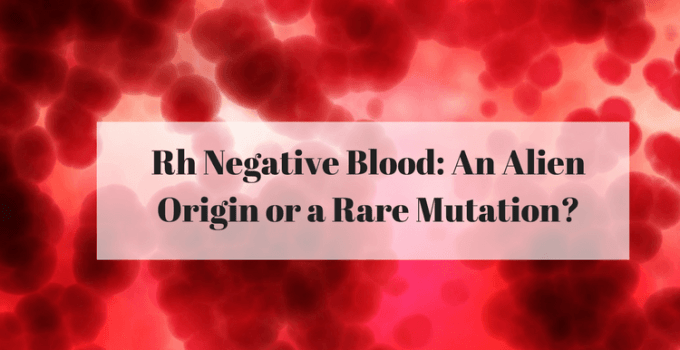 Rh-Negative Blood Type Personality Traits
