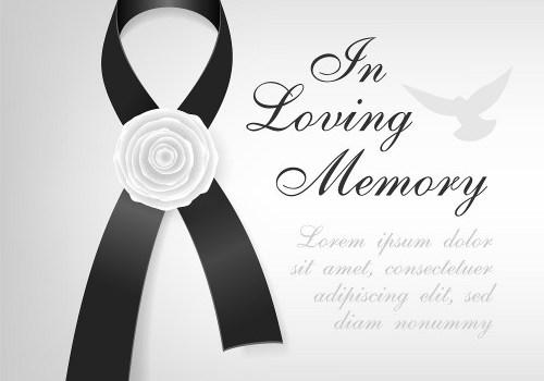Funeral Announcement Wording Samples