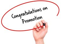 Congratulations Messages for Promotion:
