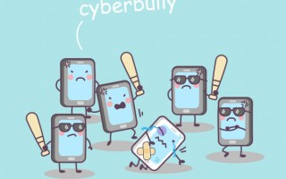 It increases the risks of cyberbullying.