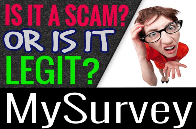 MySurvey Review 2021 Updates: Is It A Scam Or Is It Legit?