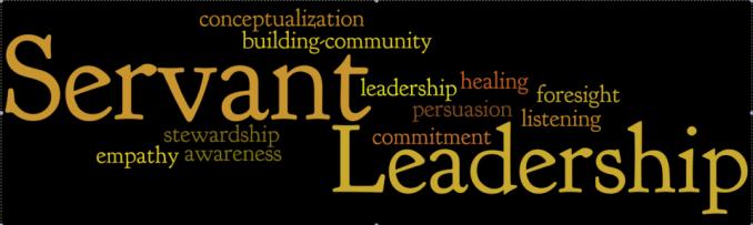 servant leadership conclusion