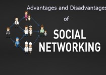 Advabntages and disadvantages of social networking
