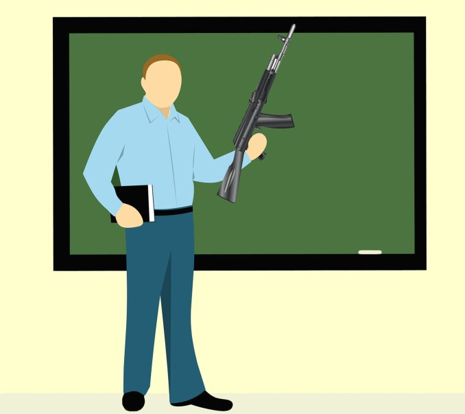Arming Teachers Pros and Cons