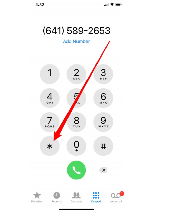 How to Make a Straight Call to an Extension Number