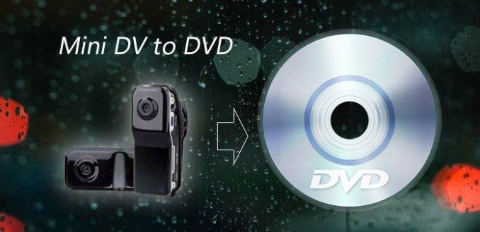 Convert MiniDV to DVD, Blu-Ray, & Digital Files