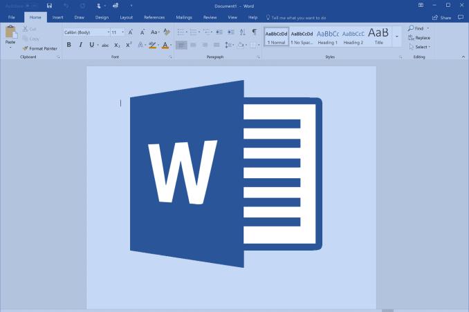Microsoft Word Settings
