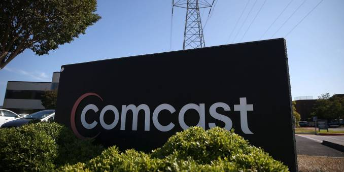 Low Cost Internet from Comcast