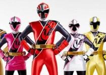 Power Rangers sayings