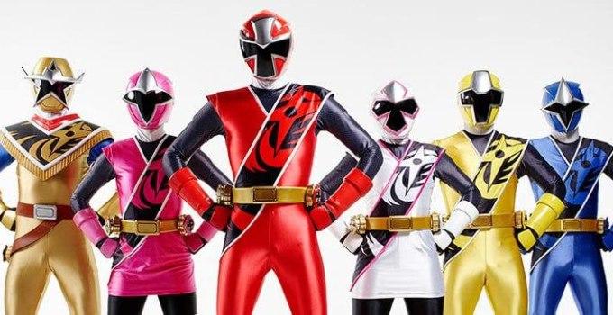 Erayada Power Rangers