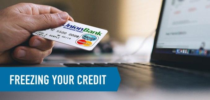TransUnion Credit Freeze: