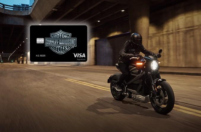 Harley-Davidson Credit Card