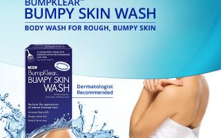 BumpKlear Bumpy Skin Wash