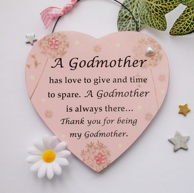 A godmother has love to give and time to spare. A Godmothr is always there... Thank you for being my Godmother.