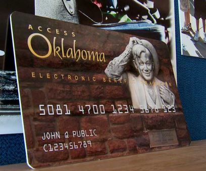 Oklahoma EBT Card Balance
