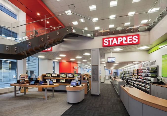Staples Scanning Cost
