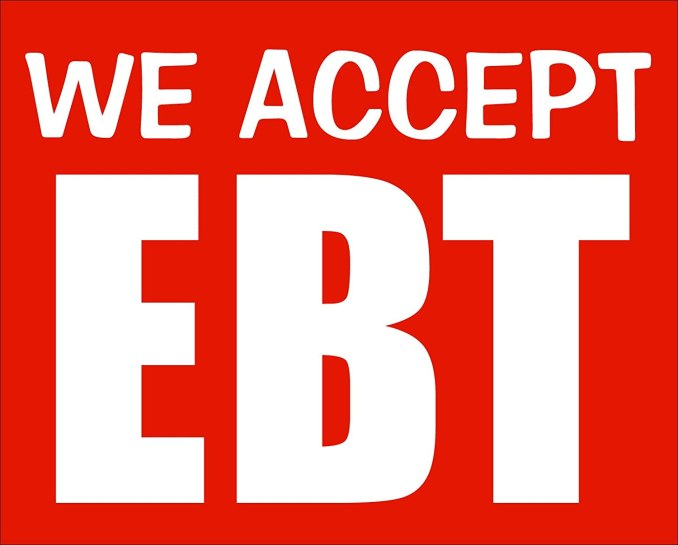 Foods and Products Not Eligible for Purchase with the EBT Card