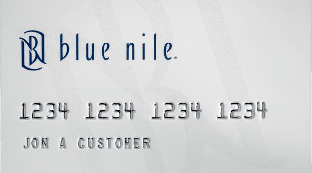 blue nile credit card