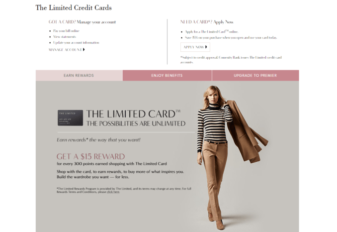 The Limited Credit Card Review and How to Apply 2020 Updates