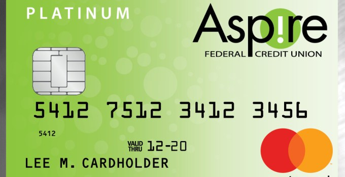 Aspire Platinum Rewards Mastercard®